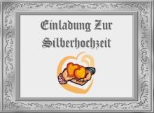 Kostenlose Einladungskarten Zur Silberhochzeit, Hochzeitskarten Vorlagen  Und Einladungskarten Zur Hochzeit Drucken Grußarten Gratis  Geburtstagskarten, ...