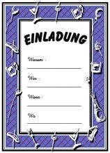 kostenlose einladungskarten für jede gelegenheit kostenlosen ...
