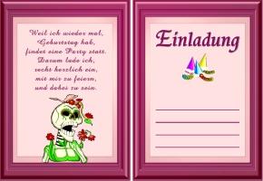 Geburtstag einladungskarten geburtstag einladungskarten geburtstag