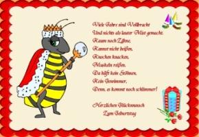 Gedicht Zum 1. Geburtstag