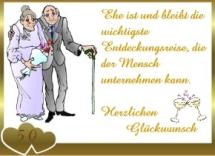 Goldene Hochzeit Gluckwunsche