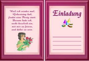 Geburtstag 159 einladungskarten geburtstag einladungskarten geburtstag