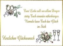 hochzeitsglueckwunsch: