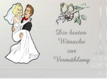 Hochzeitskarten Gratis