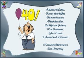 zitate zum 40. geburtstag kostenlos – robogogumi.hu, Einladung
