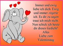Valentin Karten Und Grusskarten Zum Valentinstag