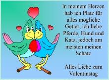 Kostenlose Valentinskarten Und Grußkarten Zum Valentinstag. Einladungen  Gratis Geburtstagskarten, Witzige Einladungskarten Geburtstagsgrüße, ...